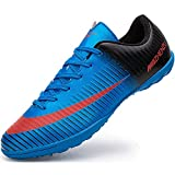 Ikeyo Chaussures de Football Homme Profession Athlétisme Entrainement...