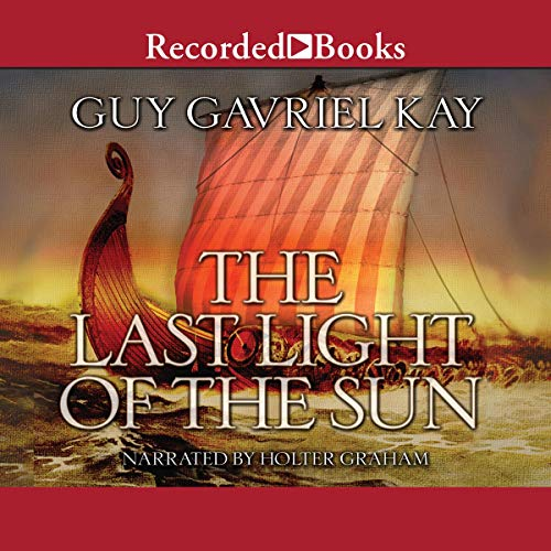 The Last Light of the Sun audiobook cover art