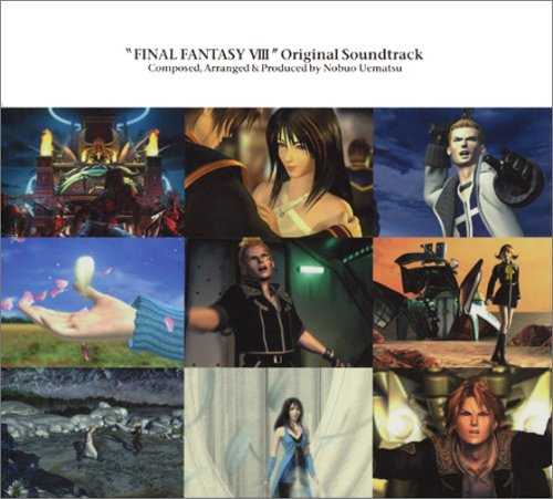 FINAL FANTASY VIII ORIGINAL SOUNDTRACK Soundtrack