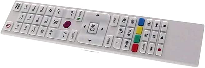 Saba RC4876 - Mando a distancia para televisor, color blanco ...