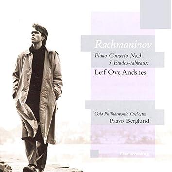 Rachmaninov Piano Concerto No 3, etc