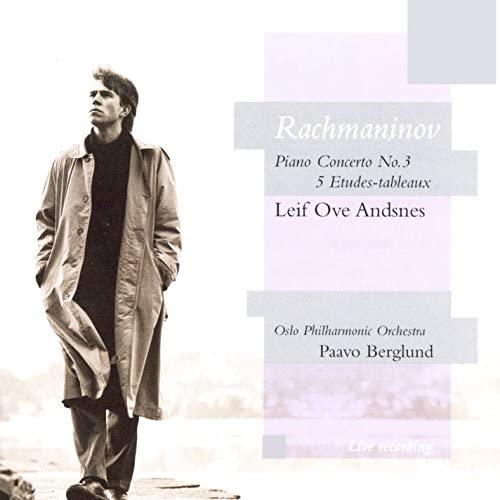 Leif Ove Andsnes, Oslo Philharmonic Orchestra & Paavo Berglund