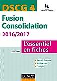 DSCG 4 - L'essentiel en fiches (2016-2017)