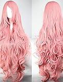 xzl Pelucas de la manera onda larga pelucasdel anime luz pelucas cosplay Hatsune Miku