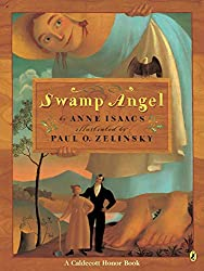 Swamp Angel book is part of American folklore