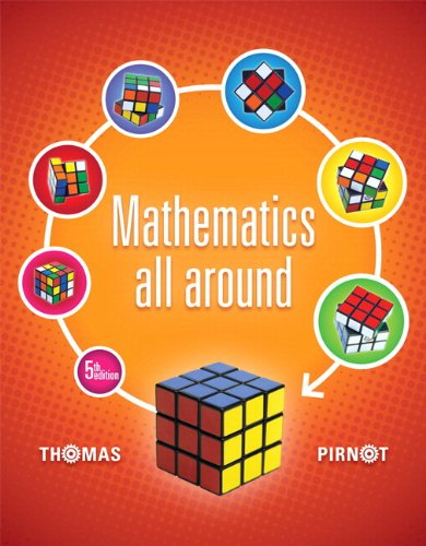 Mathematics All Around Plus NEW MyLab Math with Pearson eText -- Access Card Package (5th Edition)