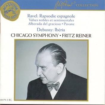 Ravel/Debussy: Orchestral Works