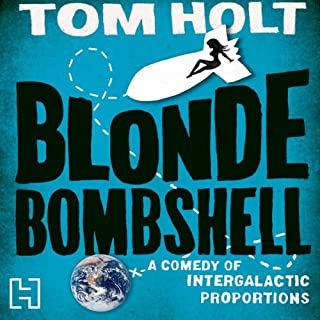 Blonde Bombshell cover art