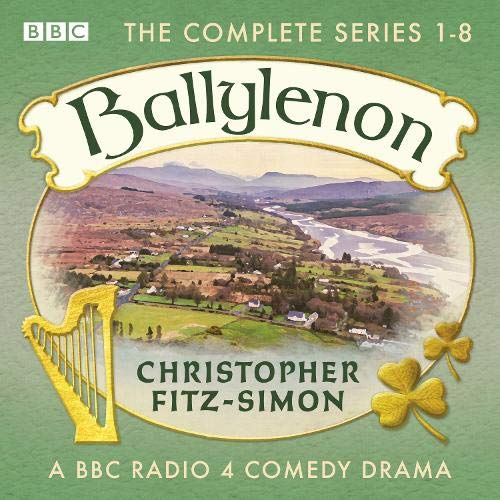 Ballylenon: The Complete Series 1-8 Audiobook By Christopher Fitz-Simon cover art