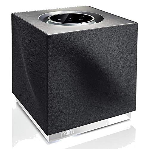 Naim Mu-so Qb Multiroom-Musiksystem, kabellos, Schwarz