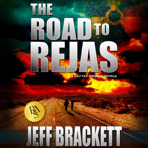 The Road to Rejas audiobook cover art