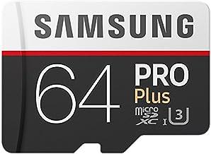Samsung Memory Pro Plus - Tarjeta de memoria de 64GB