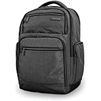 Samsonite Modern Utility Double Shot Laptop Backpack (Charcoal Heather)