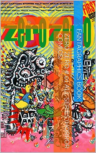 Zero Zero # 01 All Series (Horror Comics) (Zero Zero All Series Parts (Horror Comics) Book 1) (English Edition)