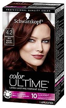 Best mahogany red hair Reviews