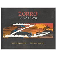 Zorro: The Dailies (The First Year) 1582402396 Book Cover