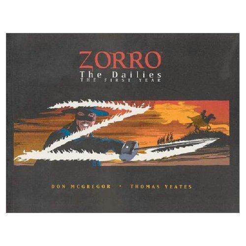 Zorro: The Dailies