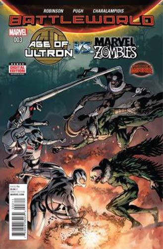 Secret Wars, Tome 4 : Marvel zombies