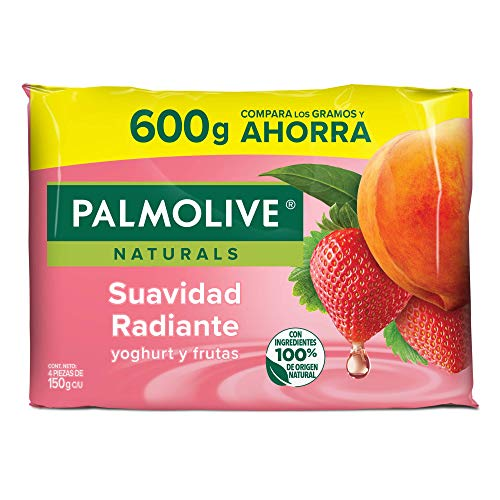 jabon corporal en barra fabricante Palmolive Naturals