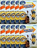 Minions / Despicable Me - Set of 10 Disney Play Pack Grab & Go - Party coloring and activity play packs