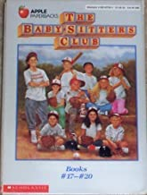 The Baby-Sitters Club: Mary Anne's Bad-Luck Mystery/Stacey's Mistake/Claudia and the Bad Joke/Kristy and the Walking Disaster, #s 17-20.