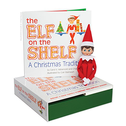 Elf on the Shelf: A Christmas Tradition / Elfo Sulla Mensola / girl / femmina