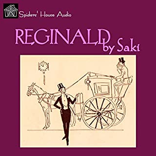 Reginald audiobook cover art