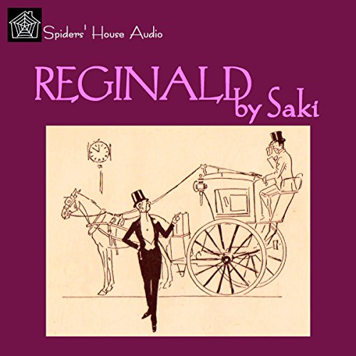 Reginald cover art