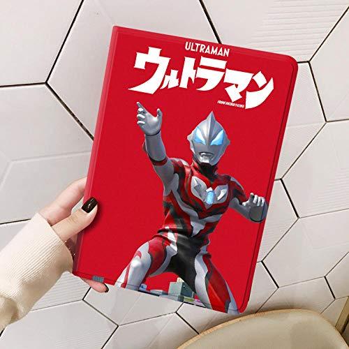 Compatible con Funda Protectora de Anime para iPad,Tablet Pc Funda Protectora Niños Regalo Animación Carcasa Protectora Color A Compatible con iPad 5Th/6Th