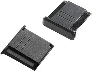 FYSL 2 Piezas Tapa de Zapata para Cámaras,Cubierta de Zapata para Nikon D5600 D5500 D5300 D3500 D3400 D3300 D3200 D3100 D7...
