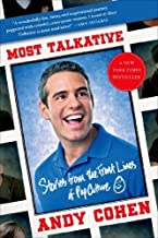 Most Talkative by Andy Cohen (2013) Paperback