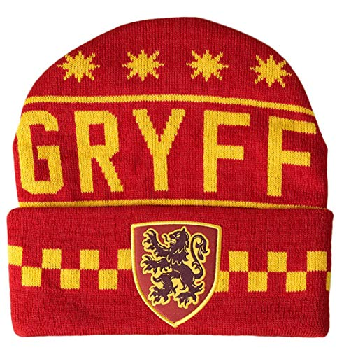 Loot Crate Gorro Beanie Gryffindor Exclusive - Harry Potter