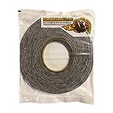 LavaLock Self Stick BBQ Gasket Grey High Temp Smoker Gasket Charcoal Grill Seal - Factory Shorts (10 ft x 1/4 x 1/2w Self Stick, Grey High Temp)