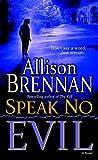 Speak No Evil (No Evil Trilogy Book 1) (English Edition)