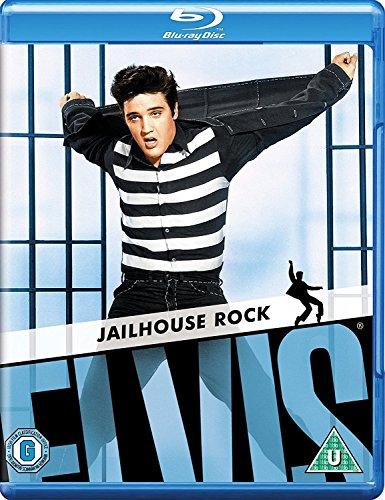 Jailhouse Rock [Blu-ray] [1957] [2017] [Region Free]