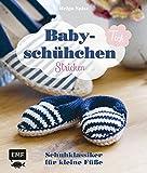 Babyschühchen-Tick: Schuhklassiker für kleine Füße stricken
