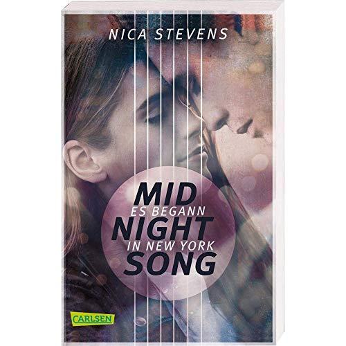 Midnightsong. Es begann in New York: Rockstar-Romance zum Dahinschmelzen