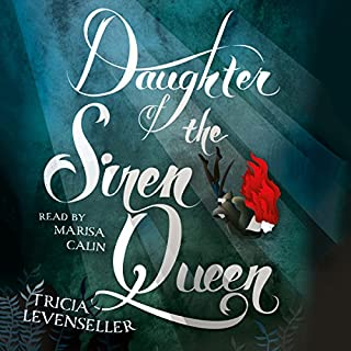 Daughter of the Siren Queen audiobook cover art