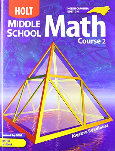 Holt Middle School Math, Course 2