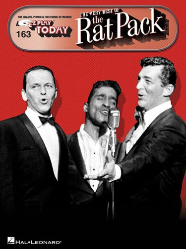Very Best of the Rat Pack: E-Z Play Today Volume 163
