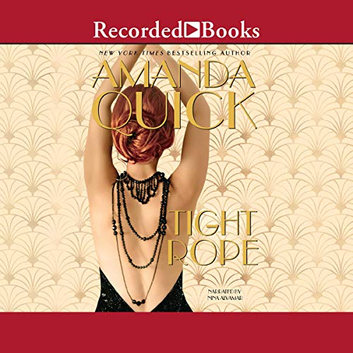 Tightrope audiobook cover art
