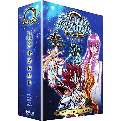 Os Cavaleiros Do Zodíaco - Ômega - Box 1