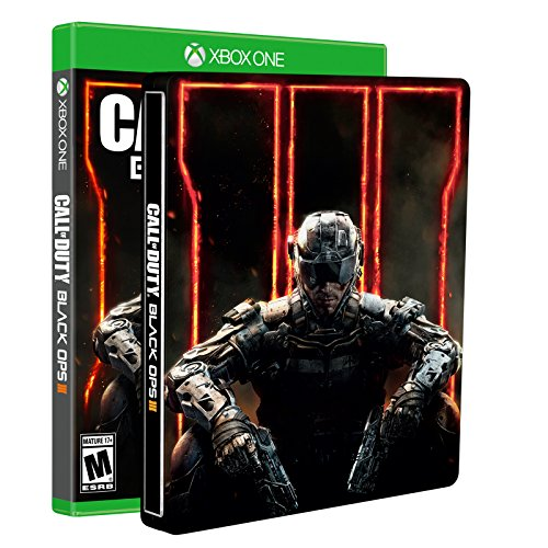 Call of Duty: Black Ops III – Steelbook Edition – Xbox One  - Amazon Exclusive