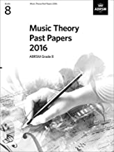 Music Theory Past Papers 2016, ABRSM Grade 6 (Theory of Music Exam papers & answers (ABRSM))