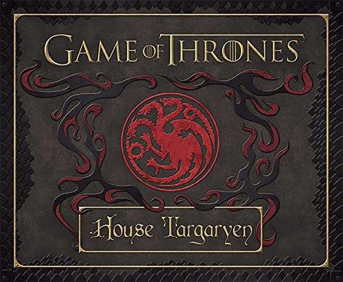 Game of Thrones - House Targaryen Deluxe Stationery Set