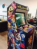 Maquinas Arcade en distintos tamaños