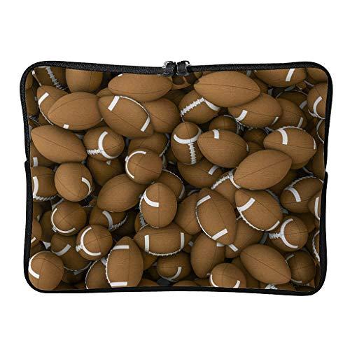 Bolsa para portátil divertida y resistente al agua, 5 tamaños, ideal para el colegio