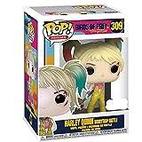 Funko Pop Heroes : Birds of Prey - Harley Quinn (Boobytrap Battle Exclusive) #309 Figure Gift Vinyl ...