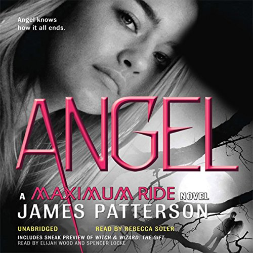 Angel audiobook cover art