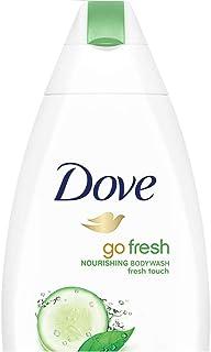 Dove Go Fresh Nourishing Body Wash 190 ml (Free Loofah)
